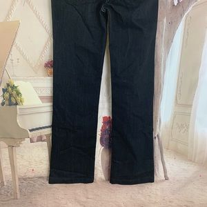 White House Black Market Jeans - WHBM Blanc Dark Wash Bootcut Jeans